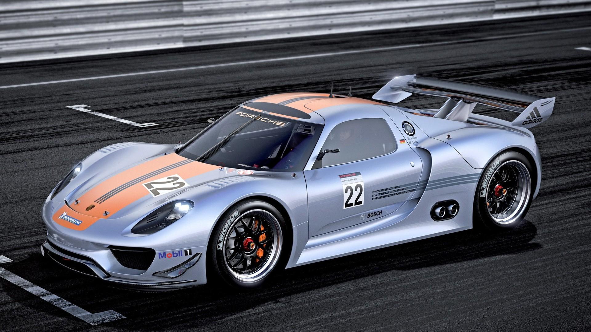 2020 Porsche 960 Exterior