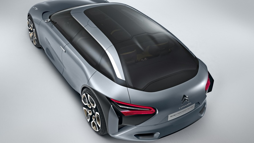 Citroen Announces Plans For Big Sedan To Replace C5 And C6