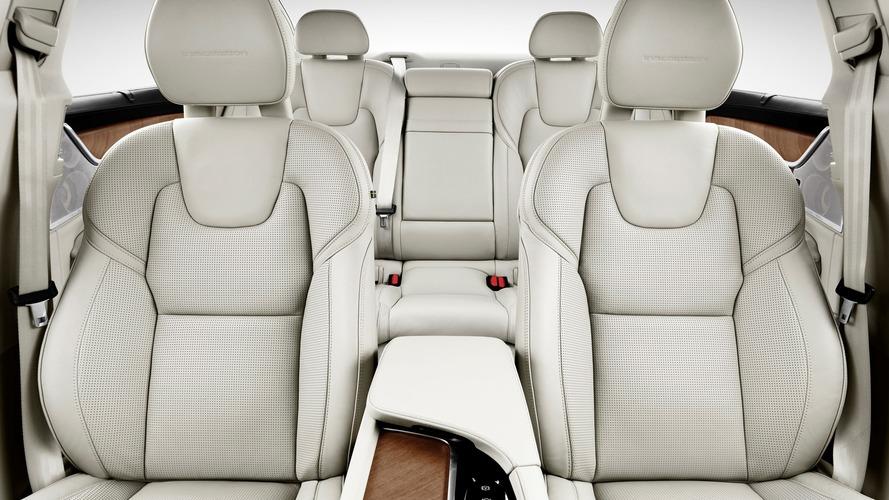 Volvo S90 iç mekan