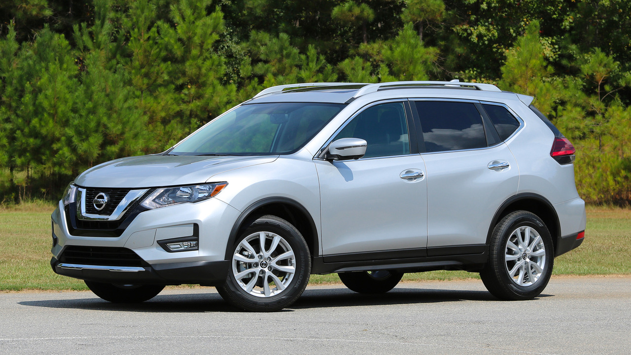 2017 Nissan Rogue Review Photos Diagram Of Audi 2004 Engine