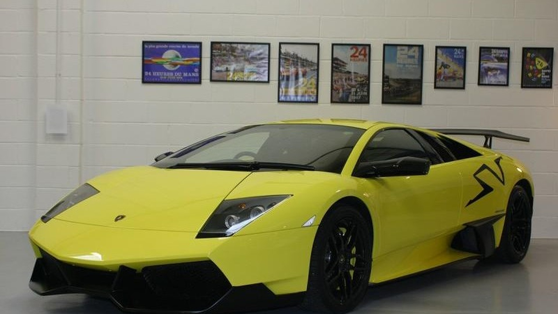 Lamborghini Murcielago Sv For Sale Used Lamborghini