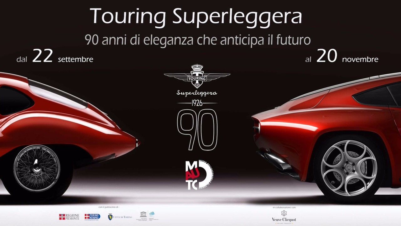 Touring Superleggera - Rétrospective