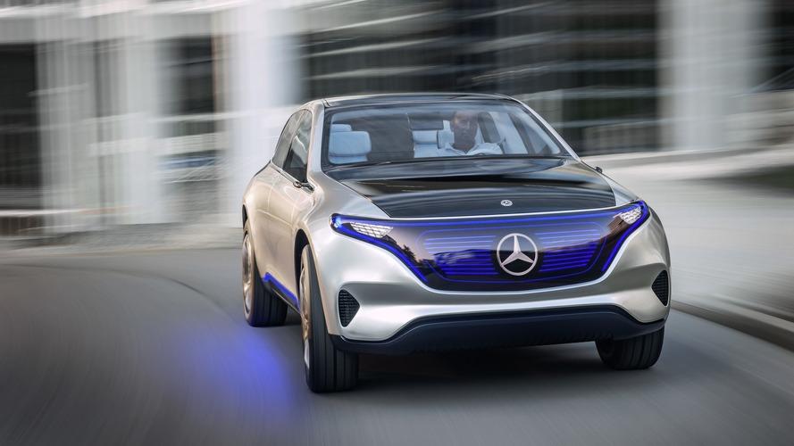 Mercedes EQ crossover Alabama'da üretilecek