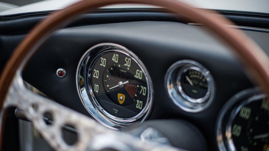 1964 Lamborghini 350 GT restaurée