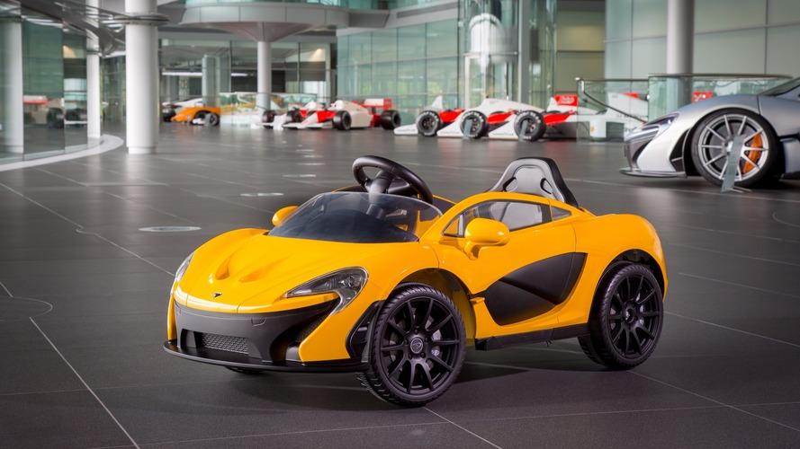 McLaren P1 électrique pour enfants