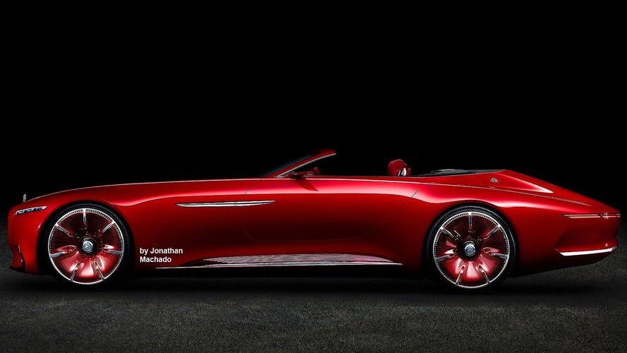 Vision Mercedes-Maybach 6 Cabriolet konsepti yorumları