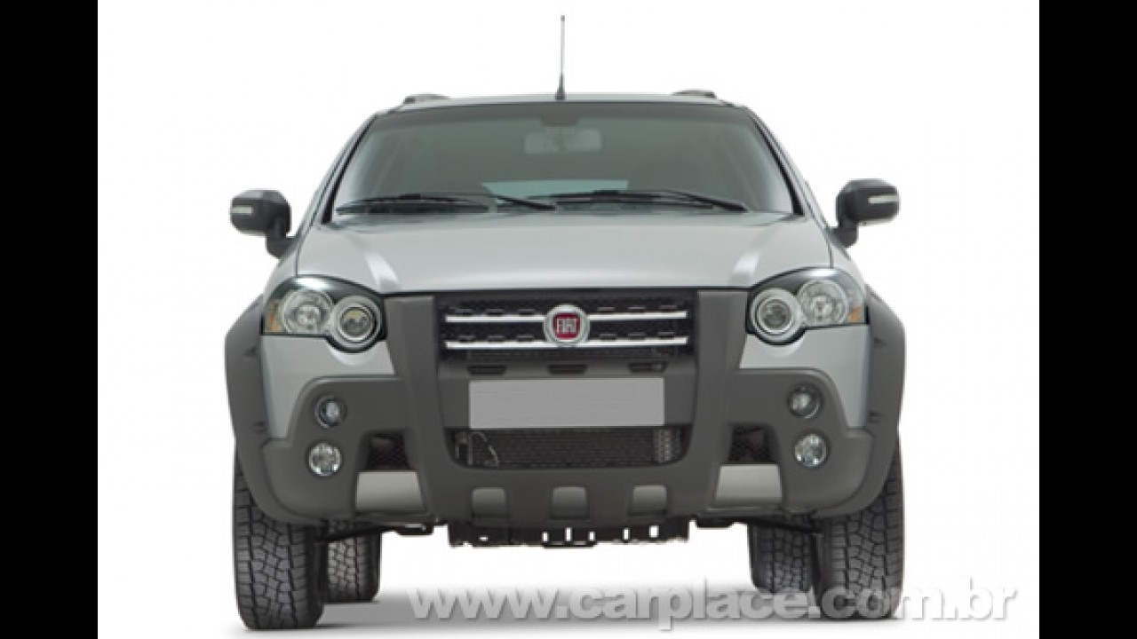 Nova Fiat Strada Adventure será lançada em agosto também com sistema Locker