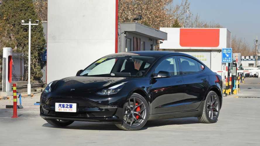 Некоторые модели Tesla получили китайские двигатели