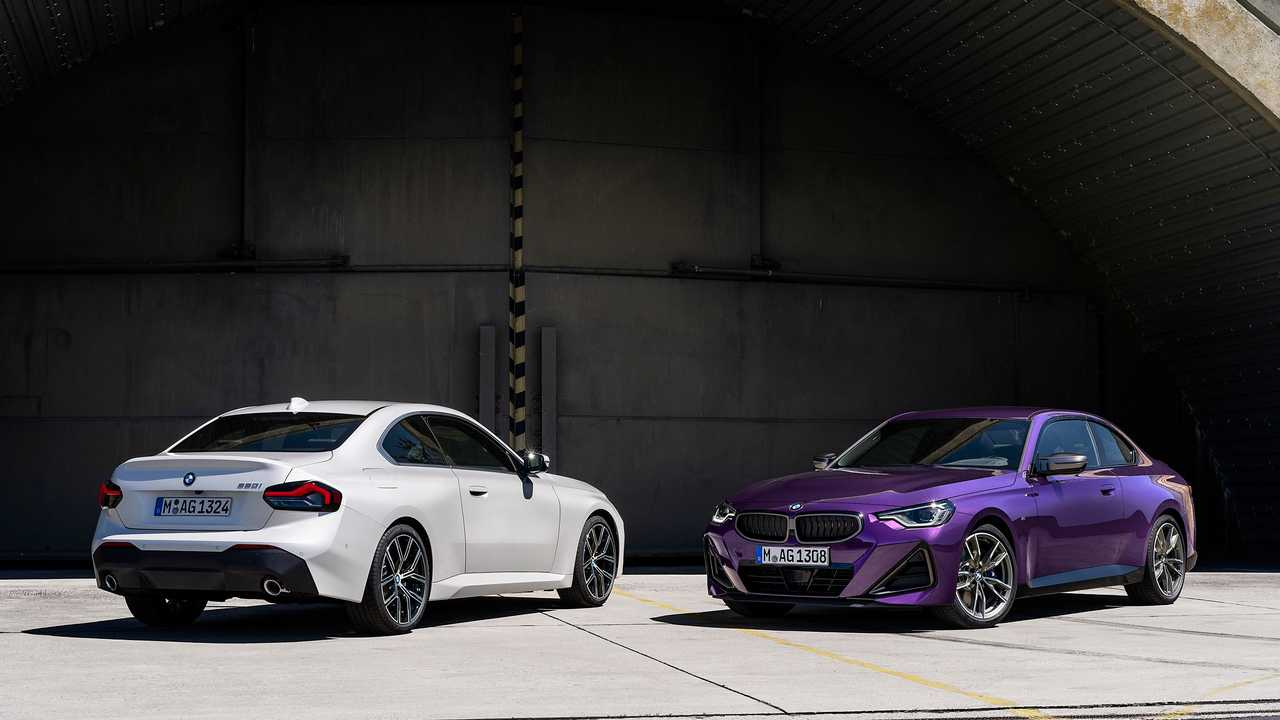 2022 BMW 2 Series Lineup