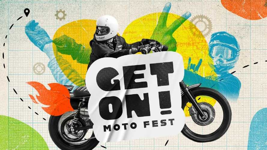 Two Get On! Motocycle Festivals Planned For The 2021