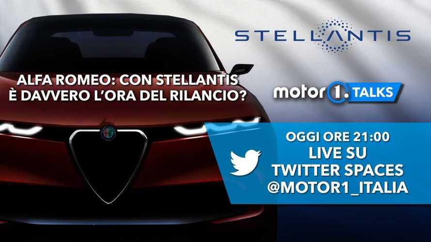 Alfa Romeo rinascerà con Stellantis? Parliamone su Twitter Spaces