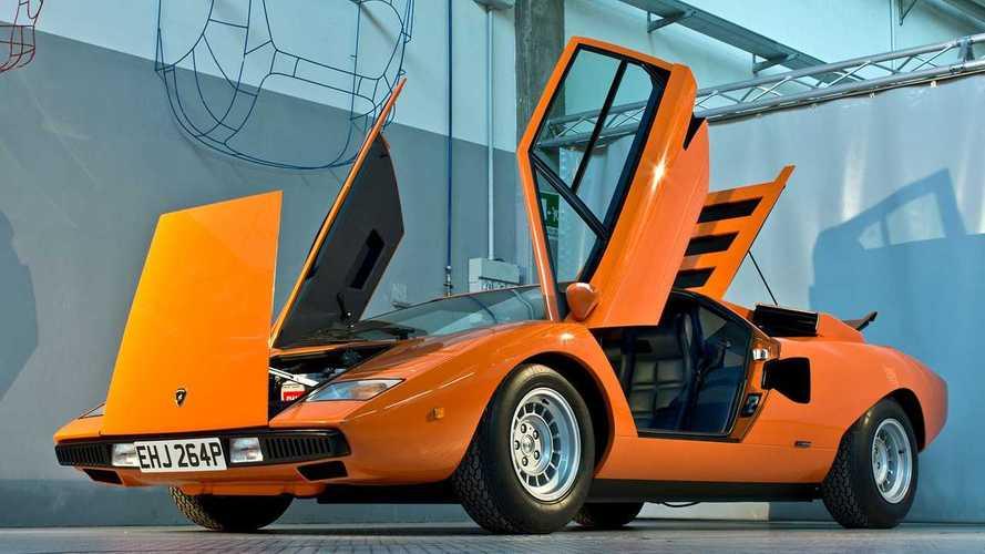 L'eredità della Lamborghini Countach in una serie di video