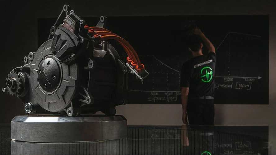 Energica Teams With Mavel To Create Improved Electric Motor