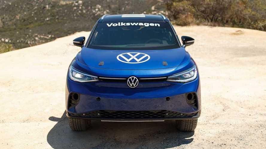 VW ID.4 Offroad von Rhys Millen Racing