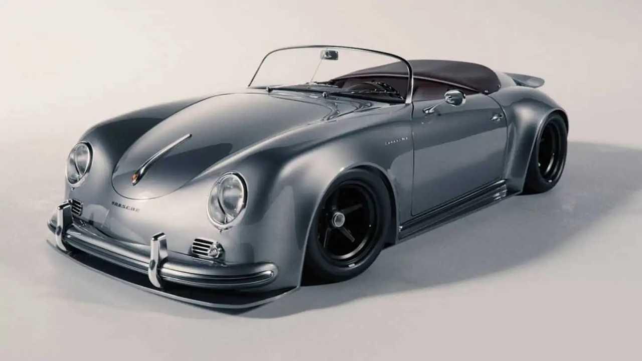 Porsche 356a Speedster par The_Kyza