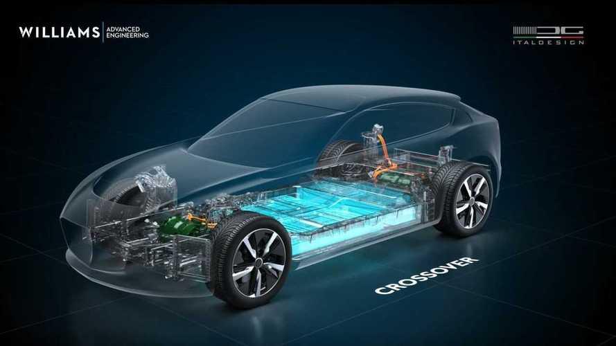 Italdesign и Willams объединились ради чужих электромобилей