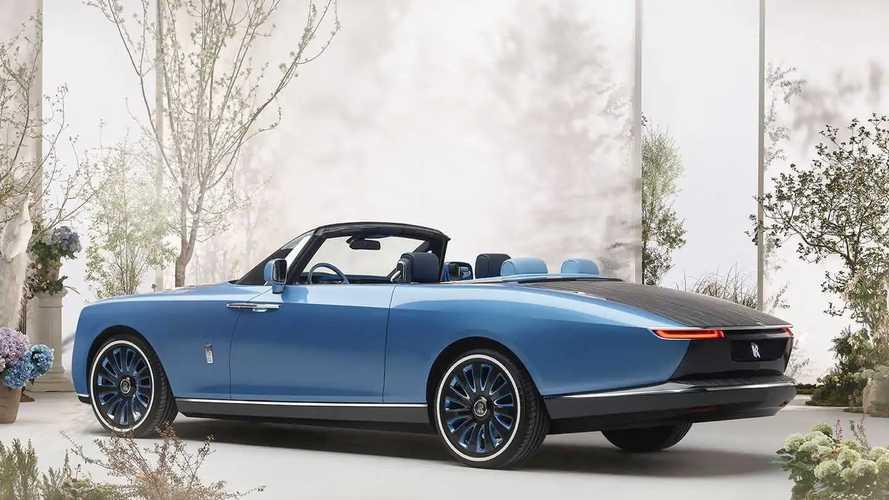 Rolls-Royce Boat Tail: un 'one-off' inspirado en el mar