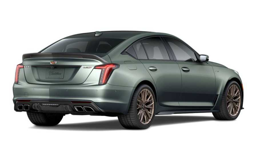Cadillac CT5-V Blackwing: How We'd Spec It