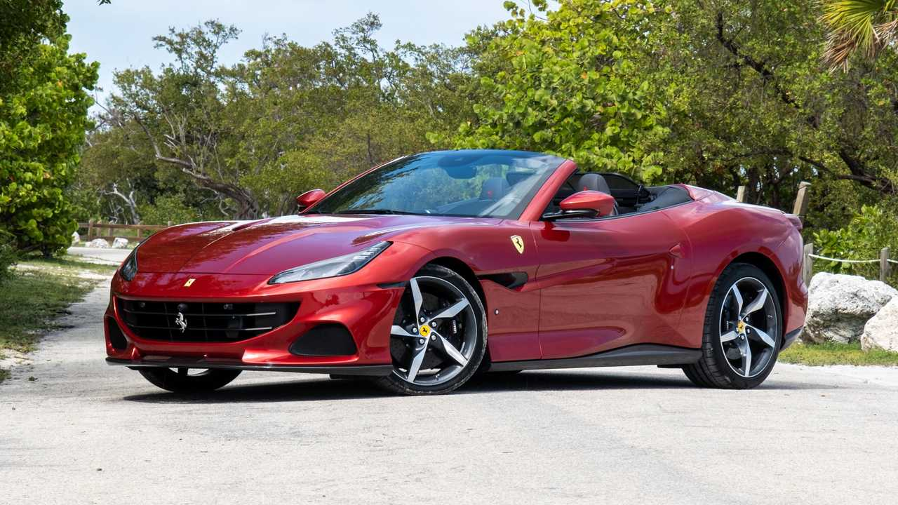 2022 Ferrari Portofino M: First Drive Review