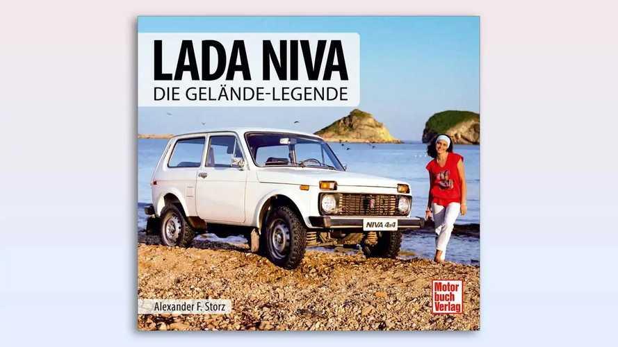 Lada Niva/4x4: Endlich ein deutsches Buch über den Russen-Kraxler