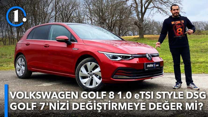 2021 Volkswagen Golf 8 1.0 eTSI Style DSG | Neden Almalı?