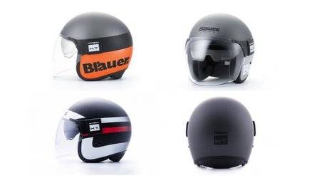 Steelbird Launches Stylish Blauer POD Helmets In India
