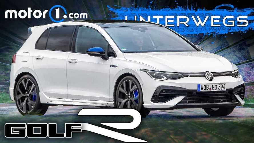 Video: VW Golf R im Test - Viel besser als gedacht!