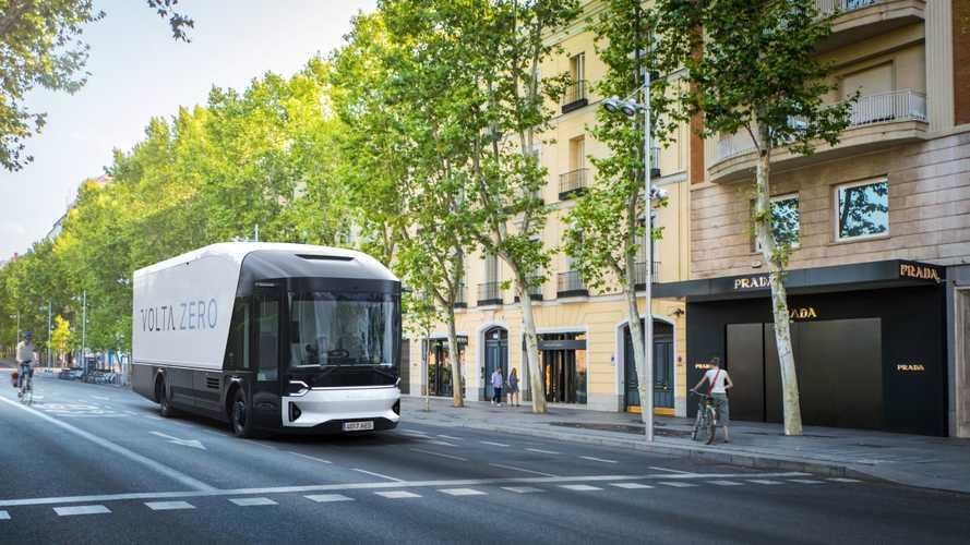 Volta Trucks svela i suoi piani di sviluppo e tre nuovi modelli