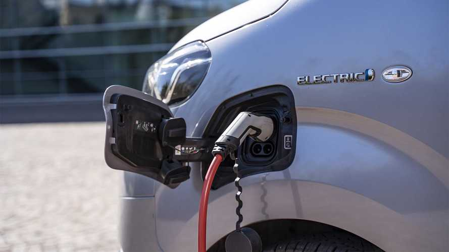 Toyota Proace Electric, mercato Italia