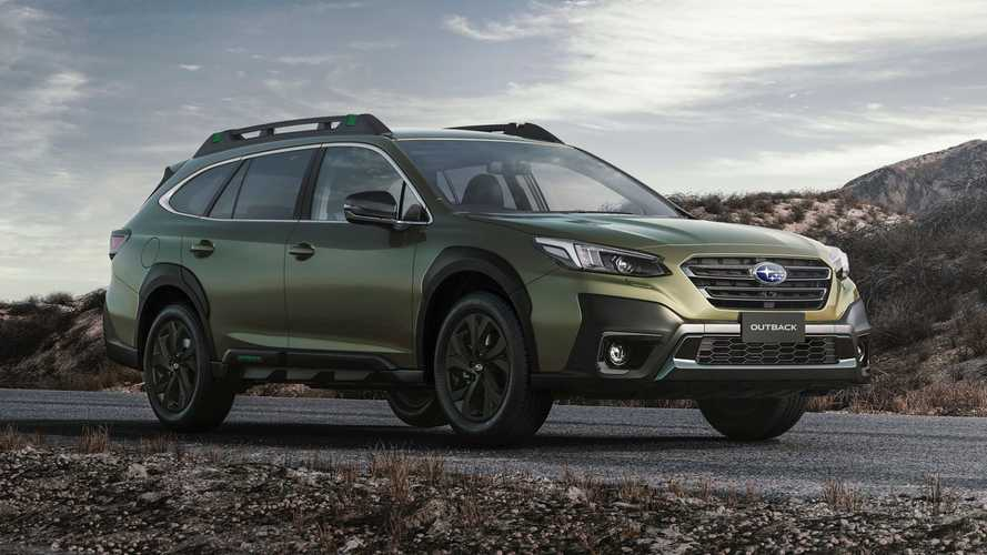 New Subaru Outback arrives later this month, priced from £34k