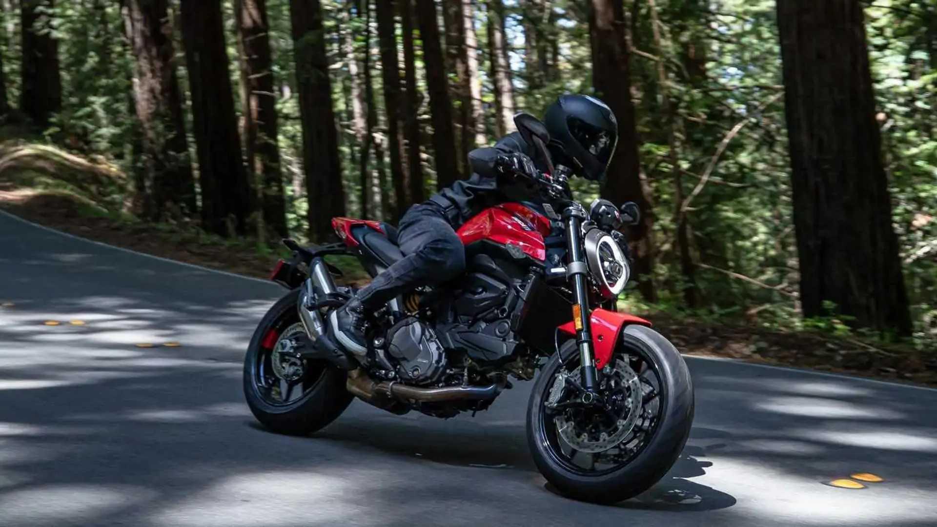 Pando Moto Robby Arm 01 Riding Jeans - Ducati Monster
