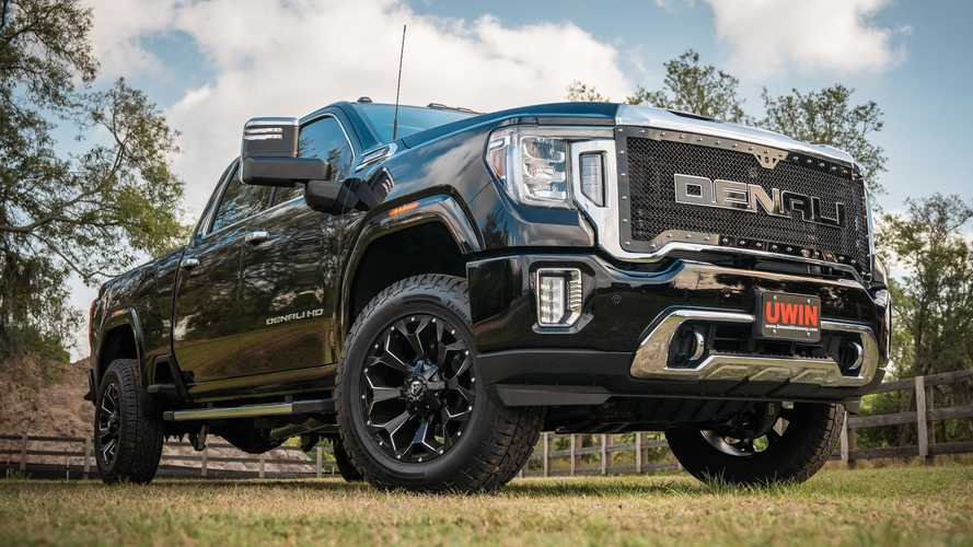 Enter Right Now To Win This Diesel GMC Truck And $20,000 Cash