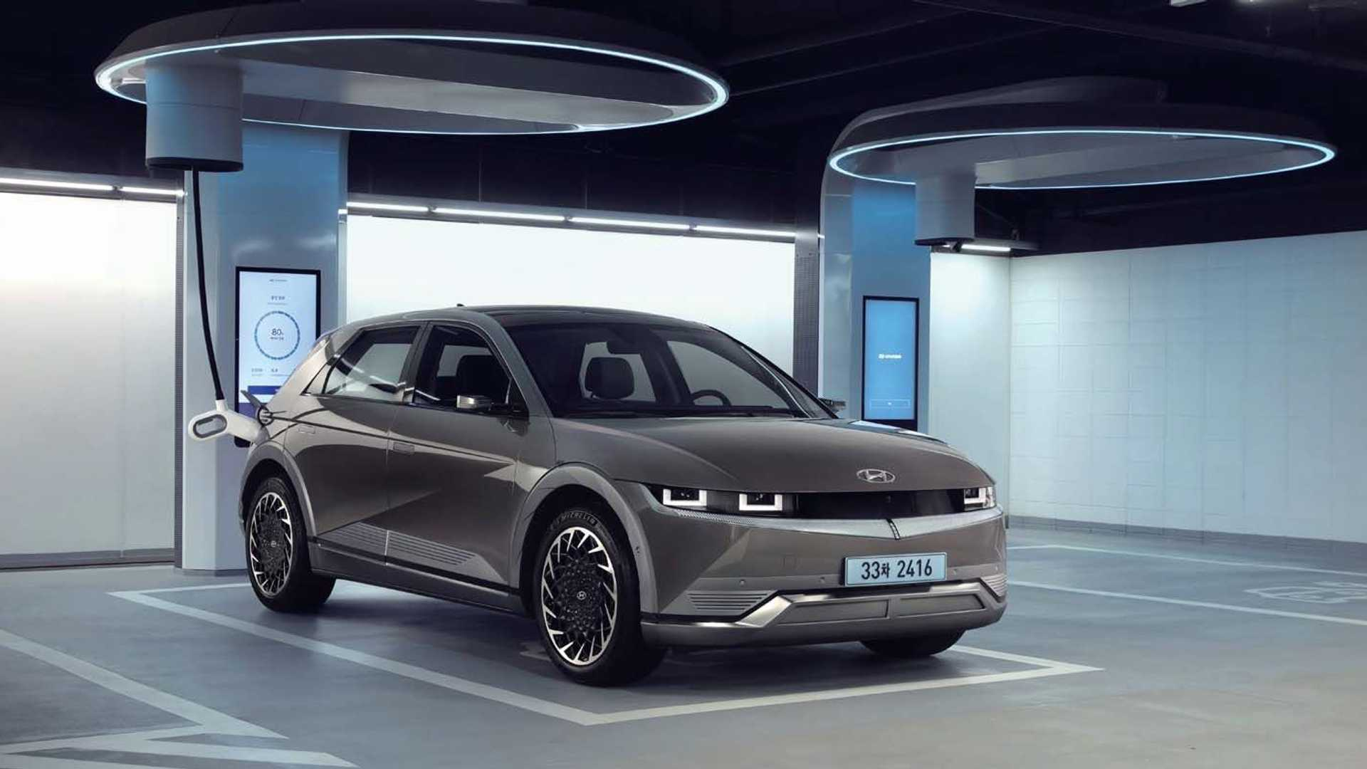 Hyundai Ioniq 5 DC Fast Charging Analysis: It Seems Impressive