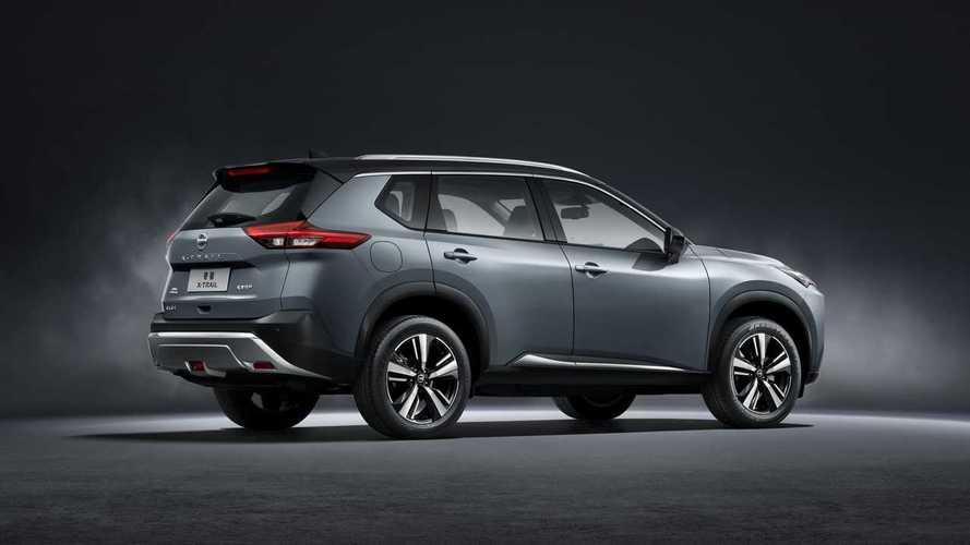 Nissan X-Trail 2021, modelo global