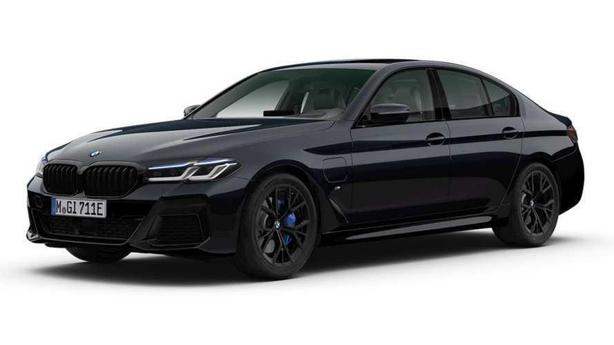 BMW 530e M Sport Dark Edition já pode ser reservado no Brasil; veja preço