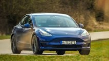 Tesla Model 3 Performance (2021) im Test: Der andere Dreier