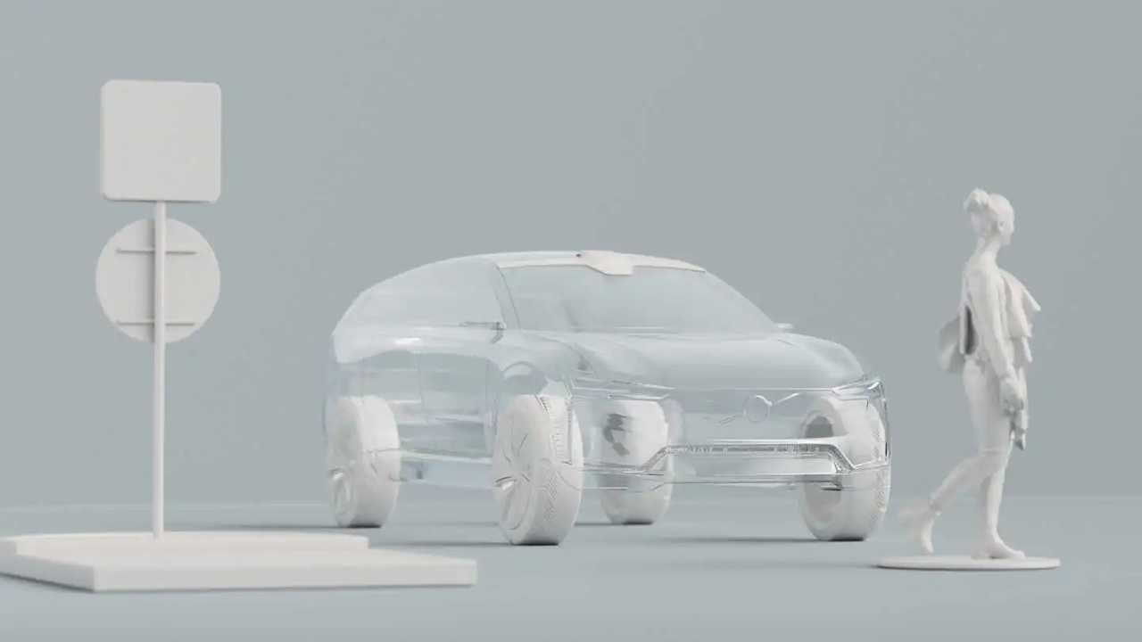 Volvo führt im XC90-Nachfolger die Lidar-Technik ein