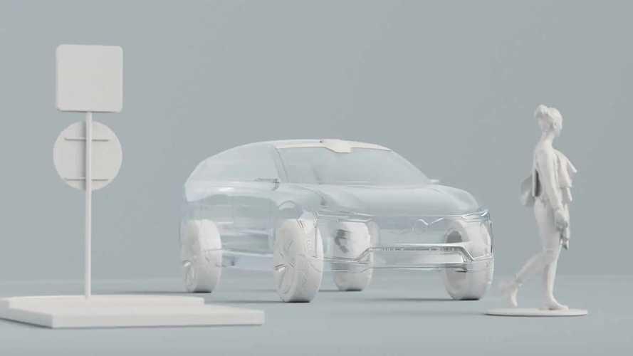 Volvo spendiert seinem Elektro-Flaggschiff serienmäßig Lidar