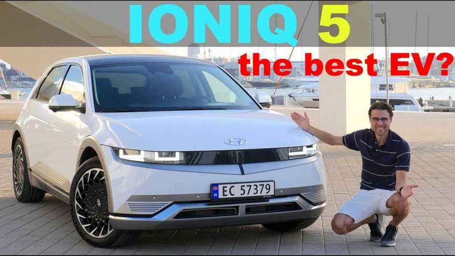Hyundai Ioniq 5 Driving Impresses Autogefühl