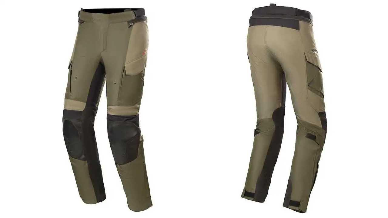 Alpinestars Andes V3 Drystar Pants - Khaki