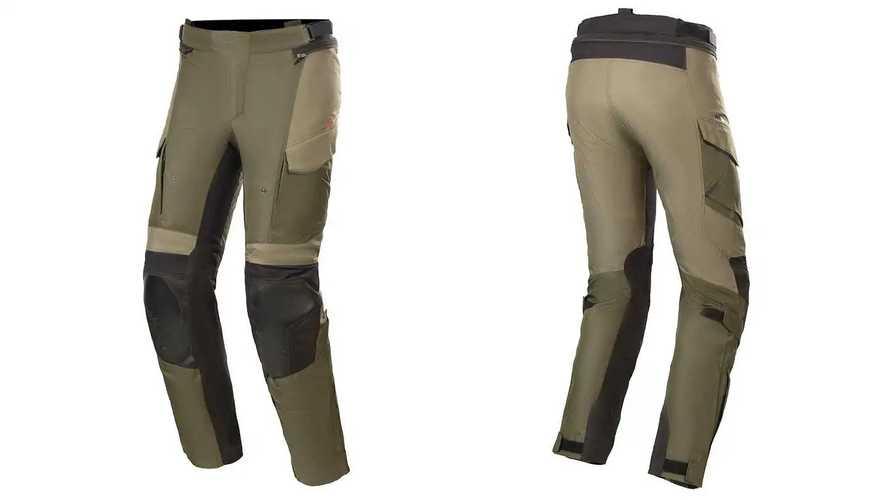 Alpinestars' Andes V3 Drystar Pants Are More Versatile Than Ever