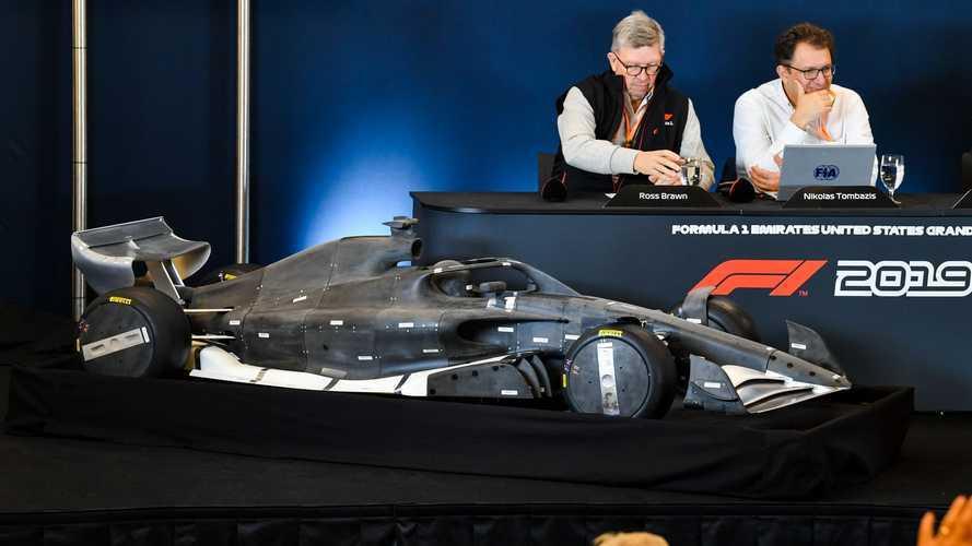 Fórmula 1:  vazam primeiras fotos do carro de 2022