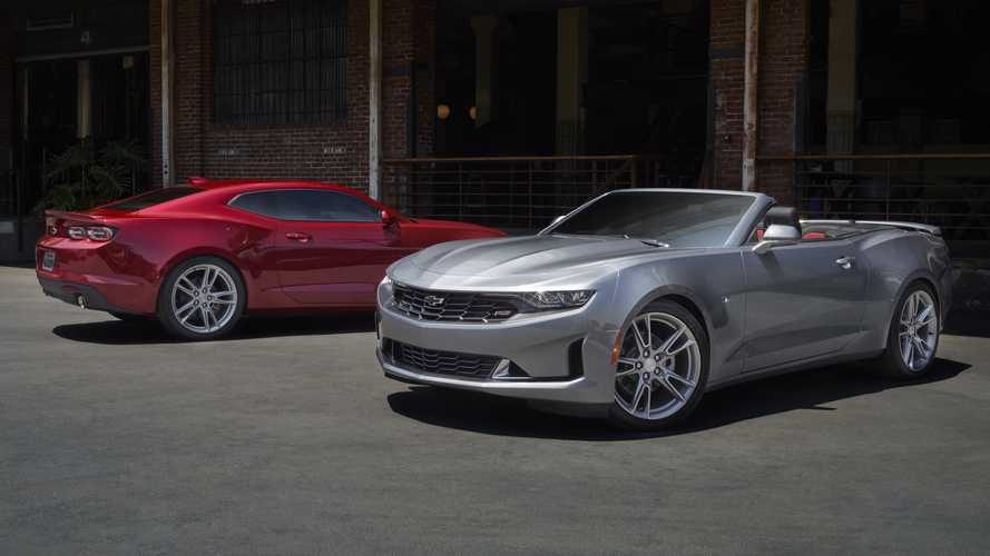 Chevrolet Kills 1LE Performance Pack For 2022 Camaro Turbo, V6 Trims