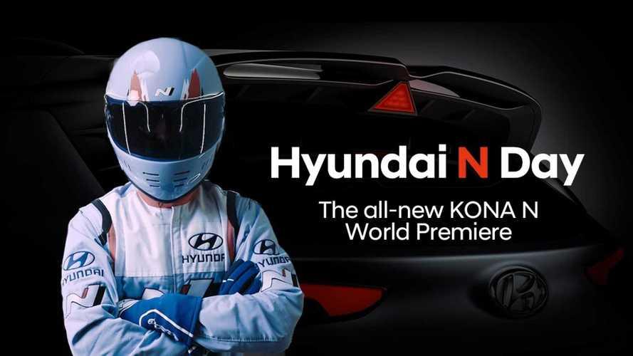 2022 Hyundai Kona N Livestream: Watch It Here