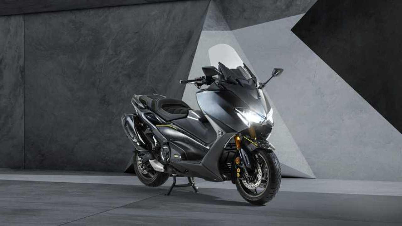 Yamaha TMax 20° Anniversario 2021