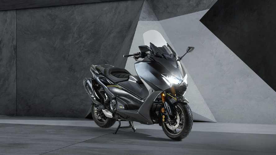 Yamaha TMAX 20° Aniversario 2021, en edición limitada y venta online