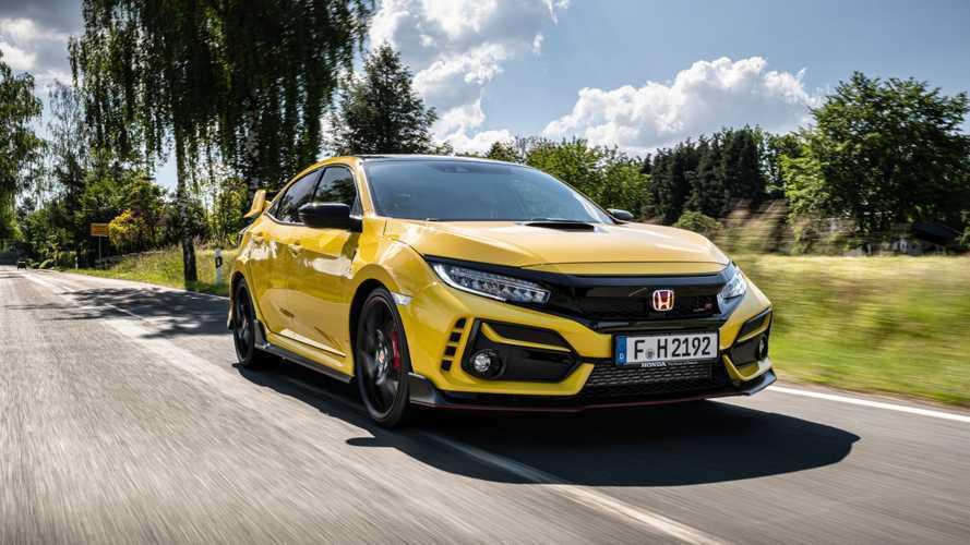 Mengenal Lebih Jauh Honda Civic Type R