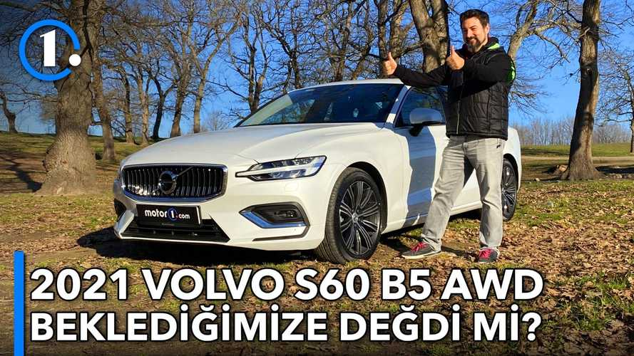 2021 Volvo S60 B5 AWD Inscription | Neden Almalı?