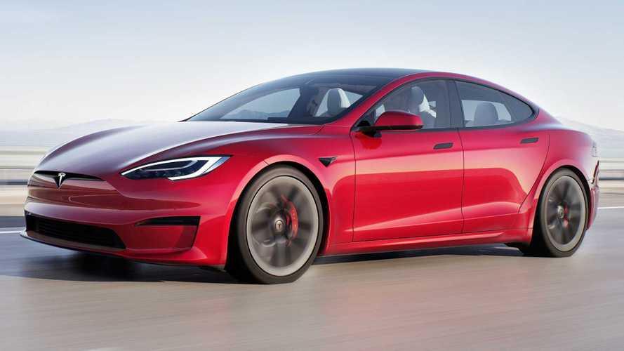 Tesla Model S Plaid, McLaren 765LT'ye karşı!