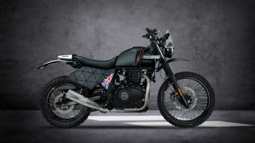 Check Out This Custom Kit For The Royal Enfield Himalayan